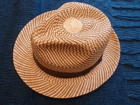 Hat, Panama Hat, Straw, Traditional, Handmade, Toquilla