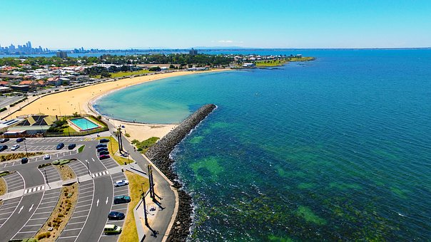 Williamstown, Australia, Victoria, Coastal, Bay