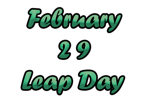 February 29, Leap Day, Leap Year, Leap Year 2016