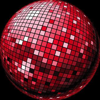 Red, Globe, Beaty