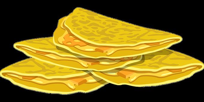 Quesadilla, Tortilla, Food, Cheese, Mexican, Cuisine