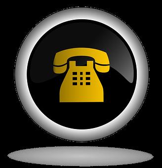 Call, Phone, Button, Icon, Back, Web