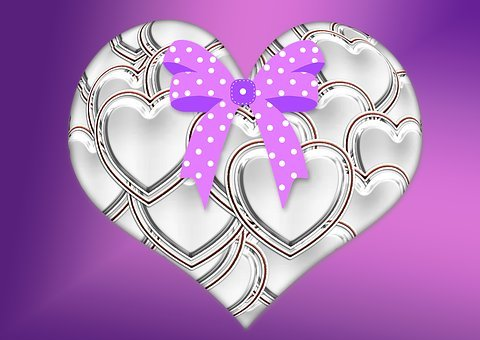 Heart, Loop, Points, Mother's Day, Romance, Welcome