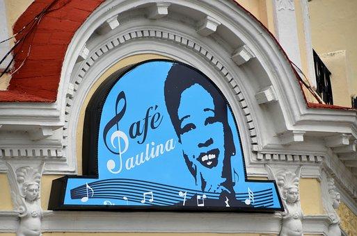 Cafe, Paulina, Coffee, Music