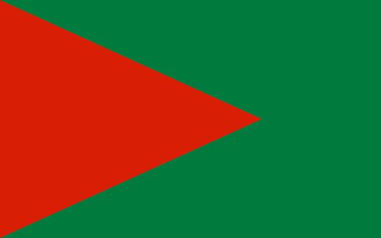 Flag, El Alto, Bolivia, Emblem, Symbol