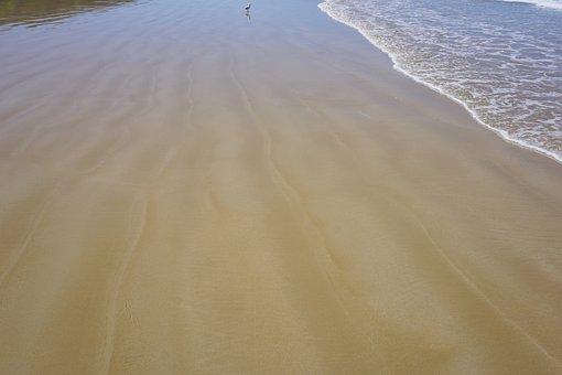 Sand, Sea, Australia, Ocean, Nature
