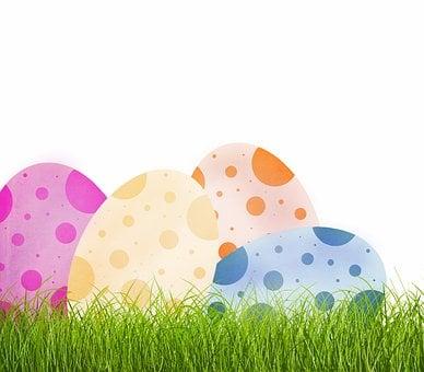 Easter, Easter Eggs, Colorful, Eggs, Egg, Decoration