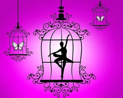 Ballet, Butterflies, Dancer, Dance, Women, Dancing