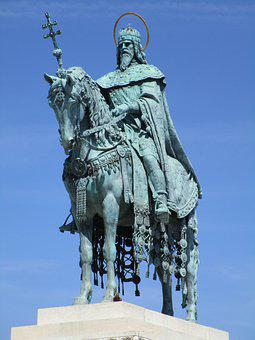 Europe, Statue, Sculpture, Old, History