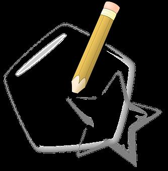 Draft, Pencil, Write, Publish