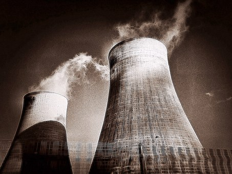 Power Station, Electricity, East Midlands, Power