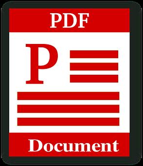File Type, Pdf, Portable Document Format, File