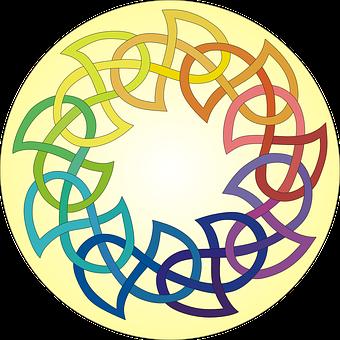 Celtic, Knot, Ring, Pattern, Design, Ornament, Symbol