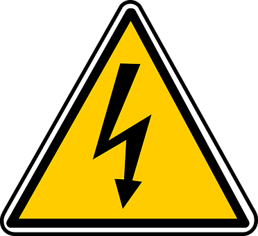 High, Voltage, Sign, Symbol, Hazardous, Dangerous