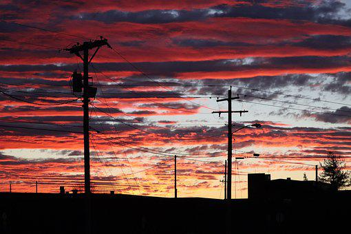 Sunrise, Sky, Nature, Morning, Sunset, Scenic, Calm