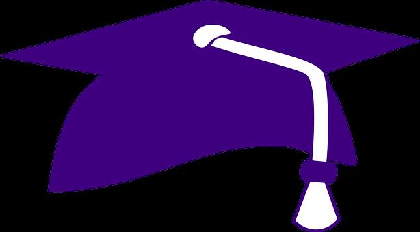 Graduation, Hat, Collage, Student