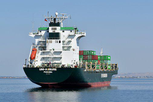 Ship, Cargo, Vessel, Container, Industry