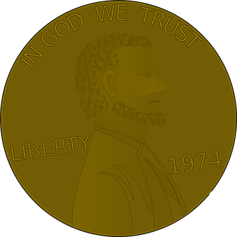 Penny, Coin, Brown, Money, Metal, Currency, Copper