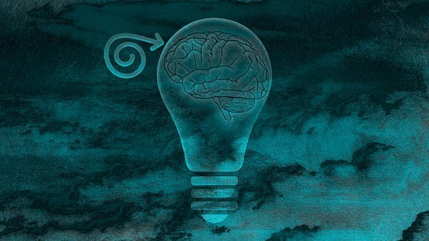 Brain, Mind, Psychology, Light Bulb, Bulb, Lightbulb