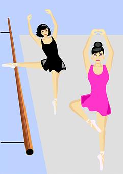 Ballet, Dance, Contemporary, Jazz, Movement, Music