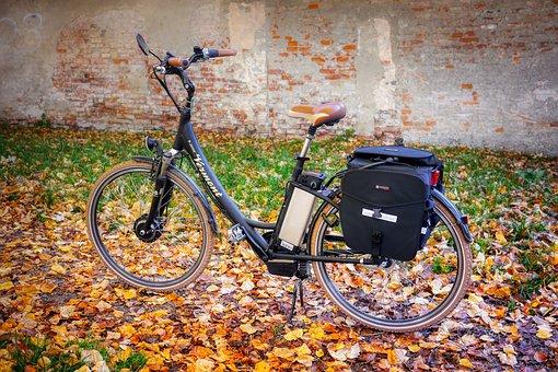 Bike, E-bike, Cycling, Cyclists, Lifestyle, Active