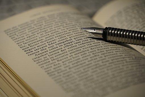 Book, Filler, Read, Write, Virgil, Aeneid, Latin