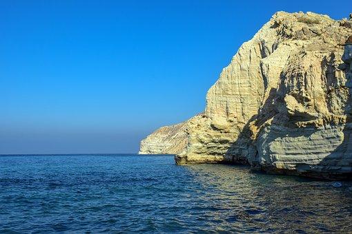 Cliffs, Cape, Nature, Sea, Landscape, Rock, White