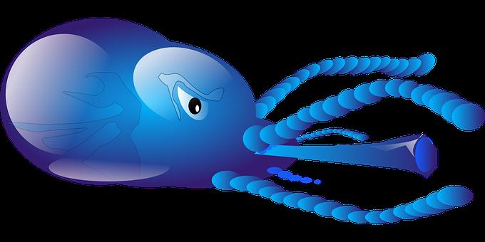 Octopus, Devilfish, Octopod, Kraken, Sea Life, Animal