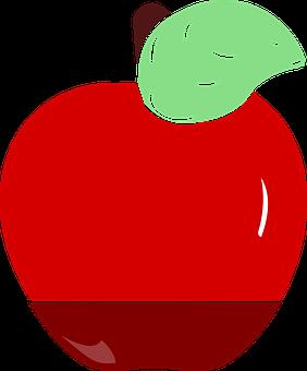 Apple, Red, Fruit, Food, Red Apple, Healthy, Fresh
