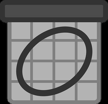 Calendar, Date, Schedule, Cells, Days, Diary, Journal