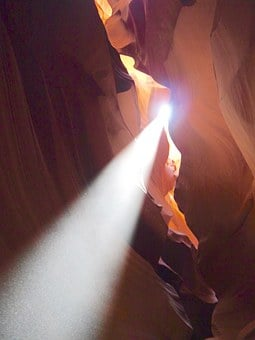 Antelope Canyon, Mother Nature, Cave