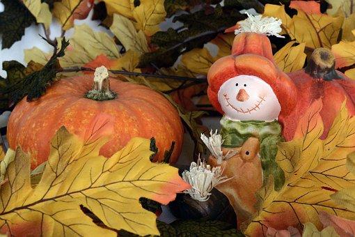 Leaves, Autumn, Golden Autumn, Leaves In The Autumn