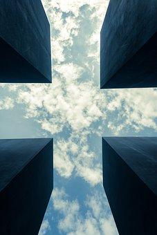 Berlin, Memorial, Holocaust, Capital