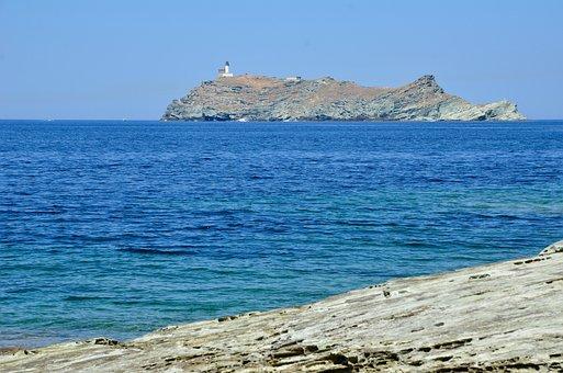 Corsican, Cape, Sea, Ile, Side, Cap Corse, Holiday