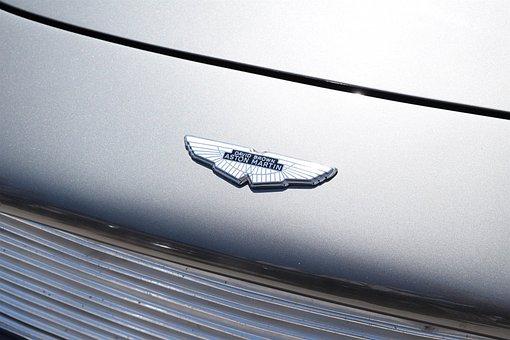 Car Logo, Automotive, Aston Martin, Car
