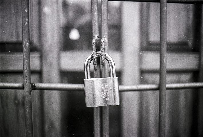 Padlock, Closed, Lock, Security, Safety, Protection