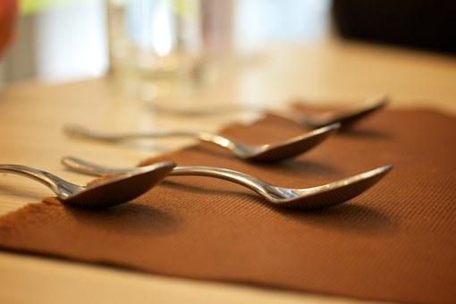 Dining Table, Spoon, Dining Room, Dining, Meals Tools