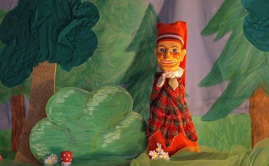 Kasper, Puppet Theatre, Doll