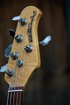 Guitar, E Guitar, Electric Guitar, Instrument, Music
