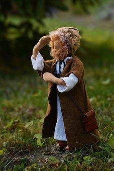 Figure, Doll, Biblical Narrative Figures