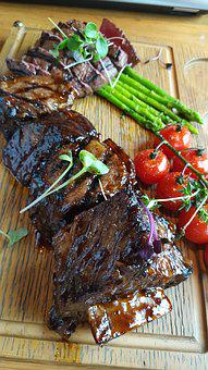 Calf, Dubai, Tomato, Meat, Food