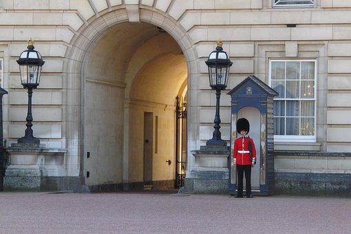 Buckingham Palace, Changing Of The Guard, Kingdom
