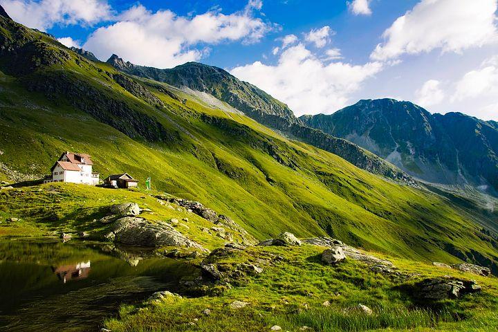 Austria, Sky, Clouds, Landscape, Scenic, Nature