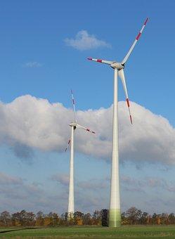 Wind, Power, Energy, Alternative, Renewable