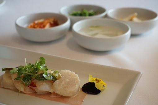 Korean, Cooking, Restaurant, Seafood