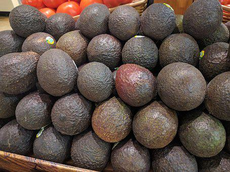 Avocados, Super Markets, Vegetable Stand, Healthy