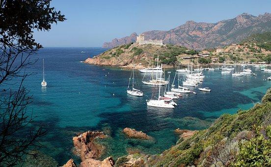 Corsican, Girolata, Trail Factor