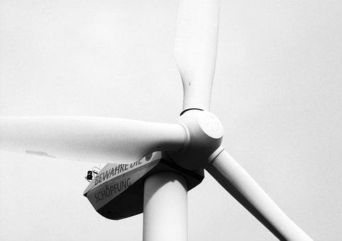 Architecture, Pinwheel, Wing, Wind Power, Air, Turn