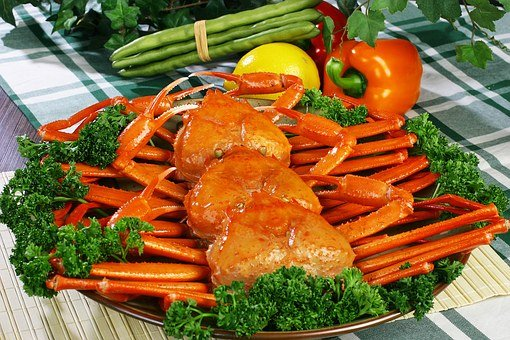 Snow Crab, Steamed Crab, Usually The Eugene, Seafood