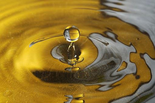 Margit Wallner, Water, Drip, Macro, Drop Of Water